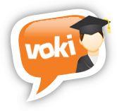 Voki Classroom logo