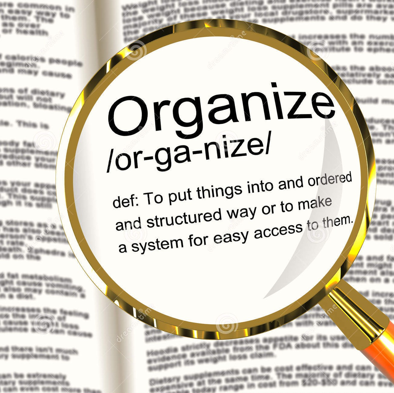 Image result for get organized images