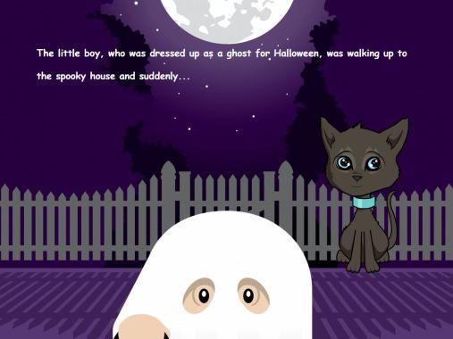 halloween writing promts