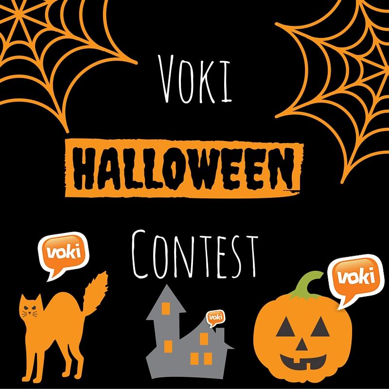 Voki Halloween Contest!