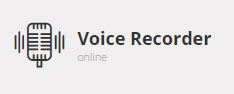 voice recorder online